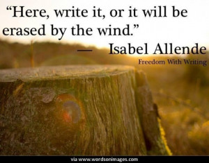 Quotes by isabel allende