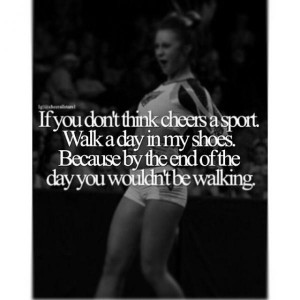 Inspirational Cheer Quotes And Sayings Cheer leading quotes