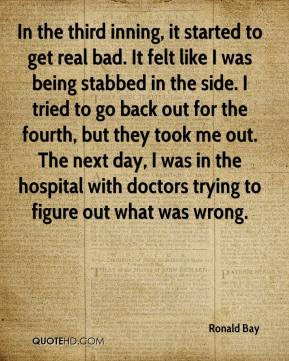 Stabbed Quotes
