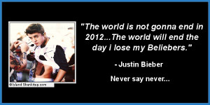 justin bieber quotations sayings famous quotes of justin bieber