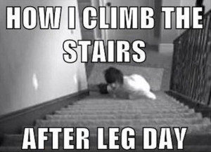 Meanwhile After Leg Day – 25 Pics