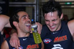 Kane Lucas North Melbourne v Carlton