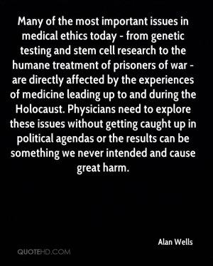 Famous Quotes About Medical Ethics