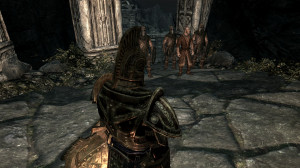 Displaying 16> Images For - Skyrim Quotes Guard...