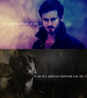 Captain Hook Once Upon a Time Quotes