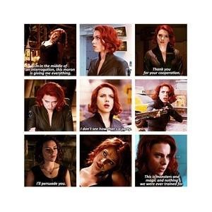black widow Avengers quotes