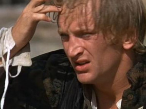 John McEnery in the 1968 version of Romeo and Juliet