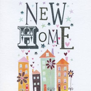 online cards for new homes welcome to your new home card good luck