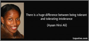 More Ayaan Hirsi Ali Quotes