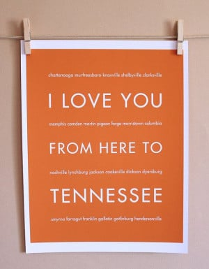 ... Tennessee Girl Quotes, Camden, Big Orange, Tennessee Volunteers Quotes