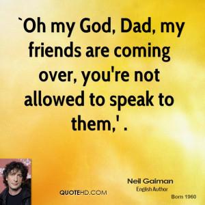 Neil Gaiman Quotes
