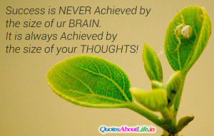 quotes for students success