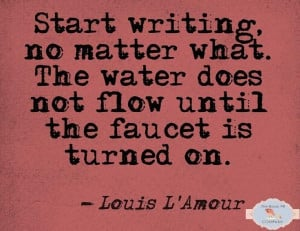 Louis L'Amour quote