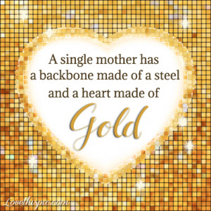 Single Parent Quotes Tumblr A single mother