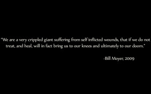 Quotes Humanity Wallpaper 1440x900 Quotes, Humanity, Bill, Moyer