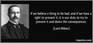 More Lord Milner Quotes