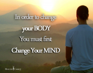 Weight Loss Wednesday: Cleanse Your Mind