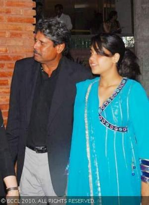amiya dev is daughter of kapil dev