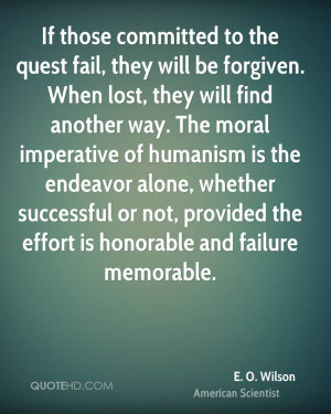 wilson-e-o-wilson-if-those-committed-to-the-quest-fail-they-will ...