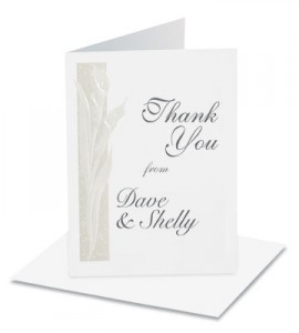 Elegant Wedding Thank You Quotes