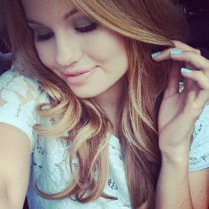 Debby Ryan Covers The Neighbourhood