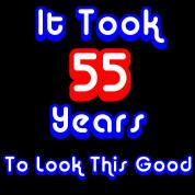 55th birthday gifts 55th birthday gifts 55th birthday t shirts 55th ...