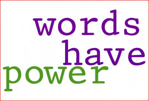 Tag Archives: hurtful words