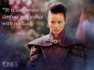Mulan - quote - mulan-once-upon-a-time Fan Art