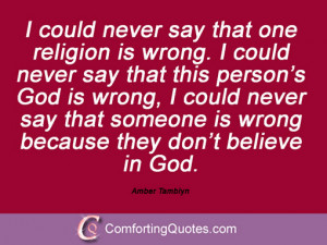 Quotes By Amber Tamblyn