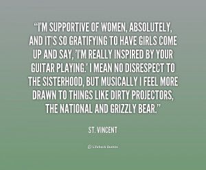 being supportive supportive sayings for women serve the day on ...