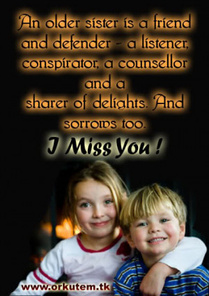 miss you sister quotes orkut Scraps images greetings