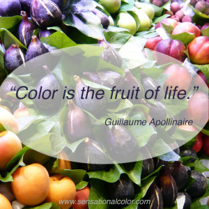Quotes About Color By Guillaume Apollinaire
