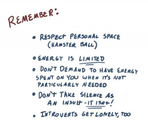 art comic introvert quiet reserved withdrawn introverts INFJ INFP INTJ ...