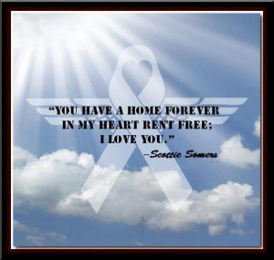 Quotes Forever In My Heart ~ LIVING THE DREAM FOUNDATION: