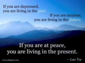 Nina Dobrev's photo: Picture Quote of the Day... Live here and now :)