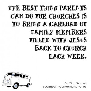 Quotes About Church Family