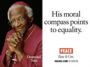 Desmond Tutu Quotes On Peace