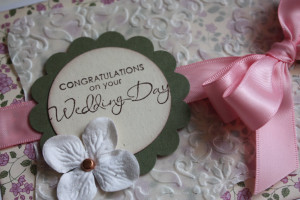 Congratulations On Your Wedding Day - Wedding Quote