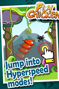 Thread: [Free Game] Fly Chicken