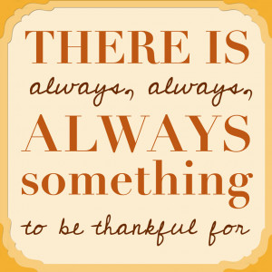 am thankful for the supportive nurses and new doctors who have ...
