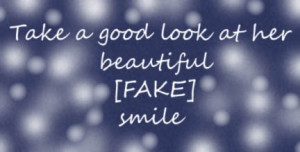fake smile quotes smile quotes tumblr cover photos and sayings