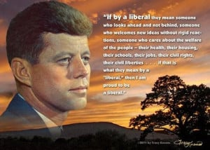 ... and not behind.... -John F Kennedy Quotes - John F. Kennedy Quotes