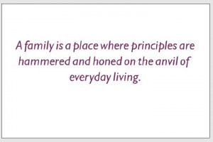 Family Reunion Quotes and Sayings