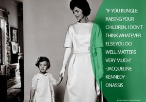 ... John F. Kennedy: Caroline Kennedy and John F. Kennedy Jr.(Photo