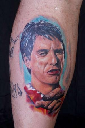 Scarface Tony Montana Tattoo picture