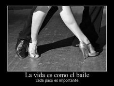 Salsa Dancing Quotes