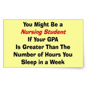 Funny Nursing Students