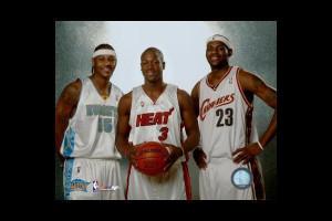 Carmelo Anthony Basketball Basketball Player USA