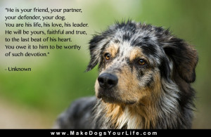 Great Dog Quotes