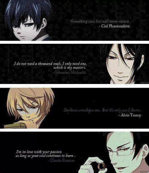 [Black Butler]